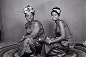 « Bouaké #71 », 1967, photographie noir et blanc sur papier baryté, 30 x 30 cm