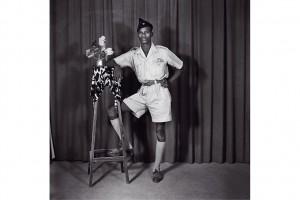 « Ségou #25 », 1955, photographie noir et blanc sur papier baryté, 30 x 30 ou 70 x 70 cm