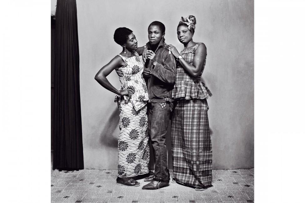 « Bouaké #95 », 1966, photographie noir et blanc sur papier baryté, 30 x 30 ou 70 x 70 cm