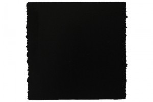 « Tableau-noir », 2009, acrylique sur toile, 50 x 50 cm