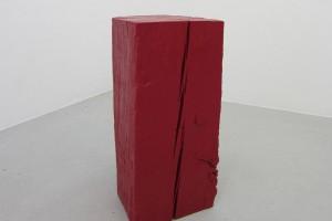 « Rano », 2011, acrylique sur bois, 74 x 36 x 34 cm