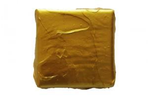 Pengbild (Tout petit splatch) – 2011, acrylique sur toile, 10 x 10 cm