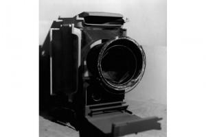 « Camera #4 », 2003, tirage argentique sur papier baryté, 25 x 23,8 cm