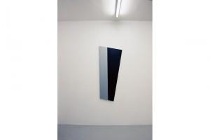 « M. Kohlhaas », 2010, acrylique sur toile, 158 x 64 cm
