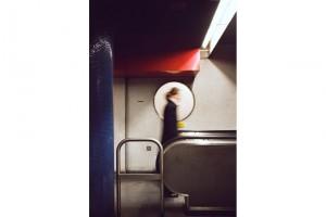« sans titre #07 », 2006, jet d'encre sur toile, 126 x 86 cm