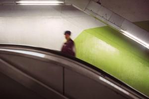 « sans titre #08 », 2006, jet d'encre sur toile, 100 x 154 cm