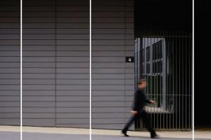 « sans titre v #02 », 2007, tirage couleur sur aluminium sous diassec, 41 x 90 ou 71 x 156 cm