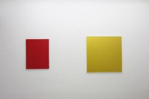 « Nouveau rouge # 15 », 1998 – « Carré or (Or Klassik) », 2005
