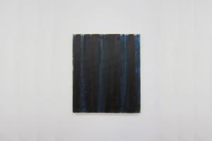 sans titre, 1970, huile sur toile, 43 x 37,5 cm