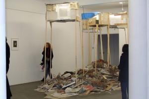 Dwelings – Vue de l'exposition « Urban Expressionism », 2011, Nest, La Haye (NL)