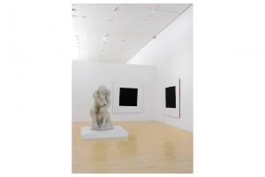 Exposition « Positions. Le penseur aux carrés », Musées d'art moderne et contemporain de Strasbourg, 2012  MAMCS. M. Bertola