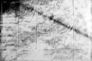 « Insulaire #6333 », 1996, photogramme noir et blanc, argentique, 59 x 84 cm