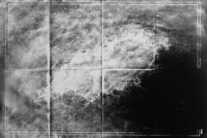 « Insulaire #6890 », 1996, photogramme noir et blanc, argentique, 59 x 84 cm