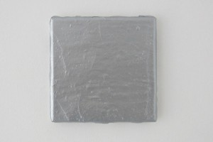 Pengbild (Decoy) – 2009, acrylique sur toile, 20 x 20 cm
