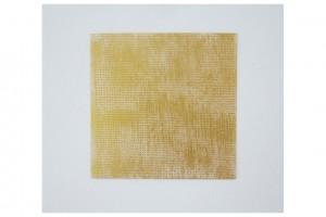 « 2964 POINTS », 2013, acrylique sur papier, 22 x 22 cm