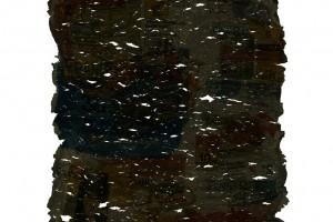 « Publicité #1 », 2013, scanogramme, épreuve pigmentaire, 130 x 104 cm