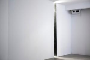 « Interstice », 2014 (détail) – Vue de l'exposition « Ruptures », galerie Arnés y Röpke, Madrid, 2014