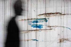 « Matière #4 », 2011 – jet d'encre sur toile, 47 x 70 cm
