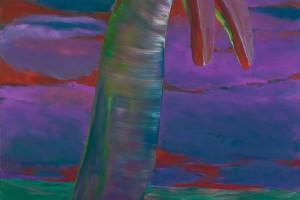 « Figure », 2012, huile sur toile, 180 x 250 cm
