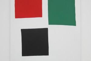 Tutti Frutti, 2015, acrylique sur tissu, 81 x 65 cm