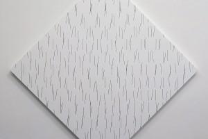 3D concertant n°15 80°-90°-86° – impression acrylique sur toile, toile 100 x 100 cm / sur la pointe: 142 x 142 cm