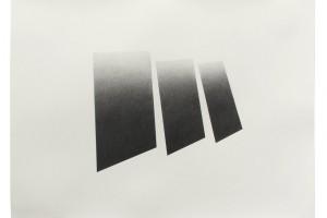 Sans titre, 2015, mine de graphite sur papier, 56 x 76 cm