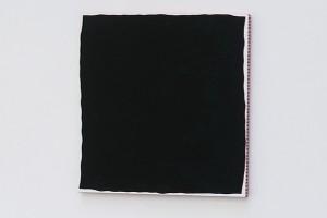 carré maximum, 2015, acrylique sur tissu, 80 x 80 cm