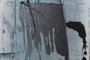 À découvert (AD0916), 2016, acrylique sur toile, 65 x 54 cm