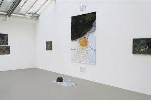Deux émotions d'Artémis (Elle coule! & Jubilation), 2001 – Déshabillage d'Artemis (la culotte), 2001 – L'Aurore se lève (version artémisienne), 2017 – Déshabillage d'Artemis (la robe), 2001