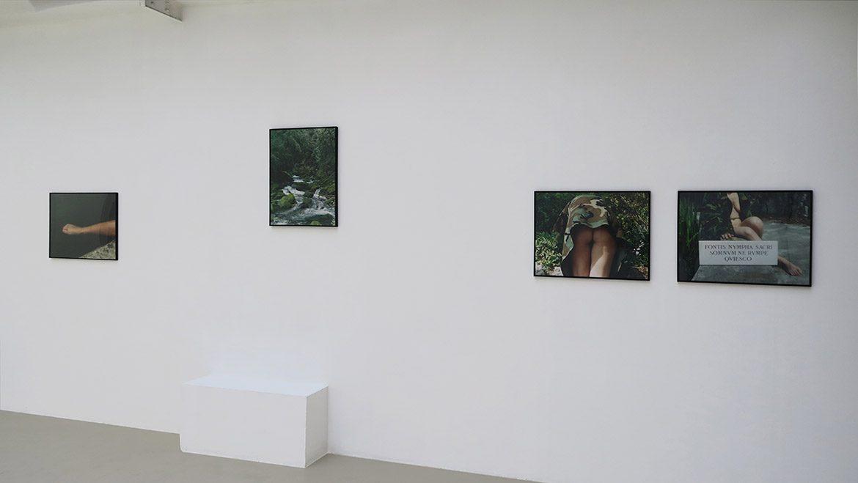 Le toucher de la source, 2001 – Le trou Madame (Lot), 2005 – Dissimulation d'Artemis (Je vous avais bien dit de ne pas vous baisser & Près de l'épigraphie), 2001