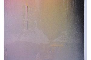 À découvert (A20118), 2018, acrylique sur toile, 61 x 40 cm