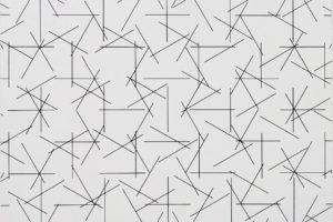 Sans titre, 1975, sérigraphie, 36,5 x 36,5 cm