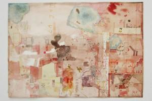 sans titre, 2011, encre sur papier, 36 x 51 cm