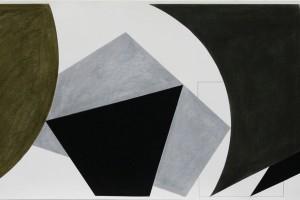 « Creed #3 », 2009, pastel sur papier, 60 x 122 cm