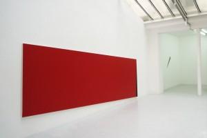 « Iceberg 1 », 2010, acrylique sur toile, 200 x 500 cm – collection privée
