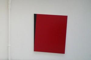 « Iceberg », 2010, acrylique sur toile, 140 x 115 cm