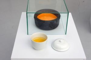 « A partir de jaune cadmium », 2007