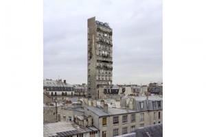 « Haussmann », 2005, tirage lambda, 85 x 75 cm