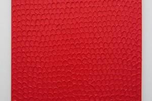 Fait à la petite cuillère – 2013, acrylique sur toile, 92 x 73 cm