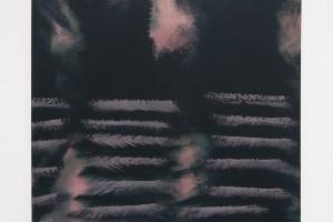 sans titre, 2011 – tempéra à l'œuf sur lin, 63 x 72 cm