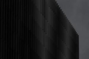 Architectures #12 (Tonets Building, Kengo Kuma and Associates, Tokyo), 2013, tirage pigmentaire sur papier – 60 x 75 cm ou 150 x 187,5 cm