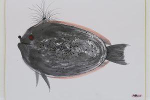 Sans titre, 2015, aquarelle sur papier, 24 x 33 cm