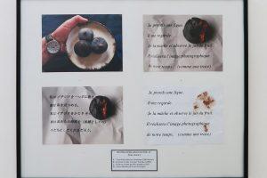 Divertissements, 2017, photographie et texte, 41 x 51 cm