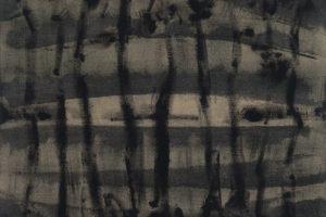 Sans titre, 2016, acrylique sur lin, 63 x 72 cm