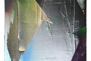 À découvert (A5716), 2018, acrylique sur toile, 73 x 60 cm