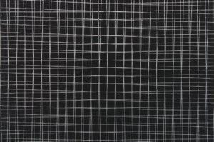 Sans titre (2 doubles trames - 4+4, argent), 1971, sérigraphie, 58,5 x 59,5 cm