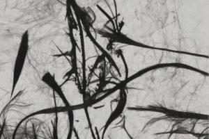Tingle, 2018, impression pigmentaire et résine époxyde, 112 x 153 cm