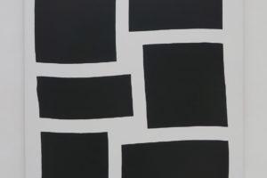 Sequence – 2019, acrylique sur tissu, 180 x 160 cm